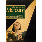 view Marian Anderson on the cover of The American Mercury digital asset number 1