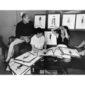 view Nathalie Wood, Edith Head and Richard Quine digital asset number 1