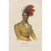 view Ahyouwaighs - Chief of the Six Nations digital asset number 1