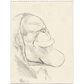 view Mask of Gerald Ford digital asset number 1