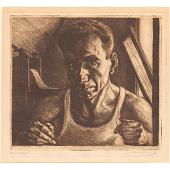 view Isac Friedlander Self-Portrait digital asset number 1