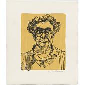 view Irwin Hollander Self-Portrait digital asset number 1