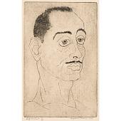 view Hayward Oubre Self-Portrait digital asset number 1