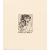 view Philip Reisman Self-Portrait digital asset number 1