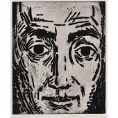 view Karl Schrag Self-Portrait digital asset number 1