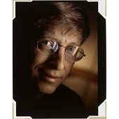 view Bill Gates digital asset number 1