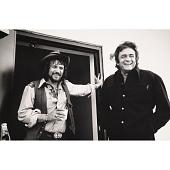 view Johnny Cash and Waylon Jennings digital asset number 1