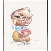 view Warren Buffett digital asset number 1