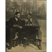 view Frederick O'Neal and Abram Hill digital asset number 1