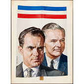 view Richard Nixon and Henry Cabot Lodge, Jr. digital asset number 1