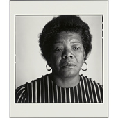 view Maya Angelou, Algonquin Hotel, New York, NY, 1987 digital asset number 1
