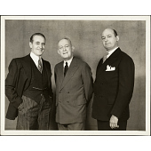 view George M. Cohan (with Taylor Holmes and Paul Parks) digital asset number 1