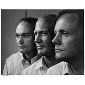 view Apollo XI Crew digital asset number 1