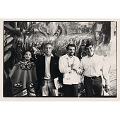 view Anthony Quinn and Sal Castro (with Luis Carillo) digital asset number 1