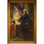 view George Washington (Munro-Lenox type) digital asset number 1