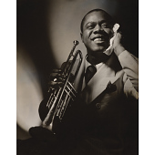 view Louis Armstrong digital asset number 1