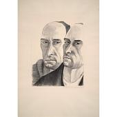 view Double Self-Portrait digital asset number 1