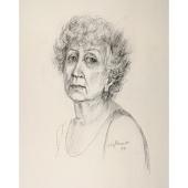 view Lily Harmon Self-Portrait digital asset number 1