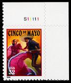 view 32c Cinco de Mayo single digital asset number 1
