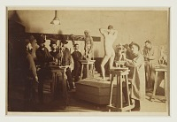 thumbnail image for Sculpture class at the Pennsylvania Academy of the Fine Arts