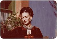 Portrait of Frida Kahlo, 1948 January 24
