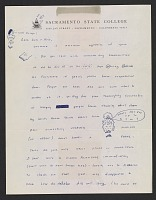 thumbnail image for Jim Nutt letter to Don and Alice Baum