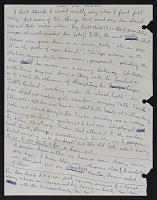 thumbnail image for Karl Wirsum letter to Don Baum