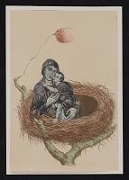 thumbnail image for Don Baum Christmas card to Kathleen Blackshear