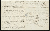 thumbnail image for Samuel Finley Breese Morse, New York, N.Y. letter to Elizabeth Breese