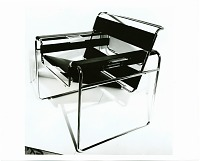 thumbnail image for Wassily chair designed by Marcel Breuer