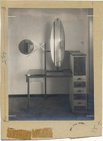 thumbnail image for Dressing table designed by Marcel Breuer