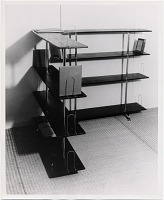 thumbnail image for Bookcase designed by Marcel Breuer