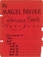 thumbnail image for The Marcel Breuer coloring book