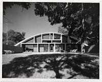 thumbnail image for Geller House II, Lawrence, New York. Marcel Breuer and Herbert Beckhard, architects. Ben Schnall, photographer
