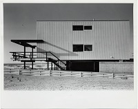 thumbnail image for McMullen Beach House, North Elevation, Mantoloking, New Jersey