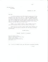 thumbnail image for Franklin D. (Franklin Delano) Roosevelt letter to Edward Bruce