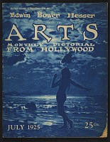 thumbnail image for Arts monthly pictorial