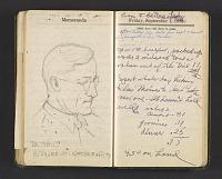 thumbnail image for William E. L. Bunn diary