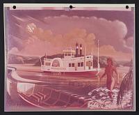 thumbnail image for Reproduction of William Bunn's painting <em>American Venus</em>
