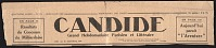view Candide digital asset number 1