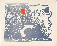 thumbnail image for Alexander Calder holiday card