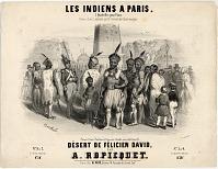thumbnail image for 'Les Indiens a Paris'