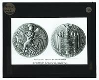 view World War I memorial medal digital asset number 1