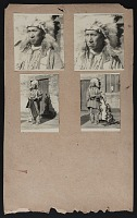 view Photographs of Native American model digital asset: page 1