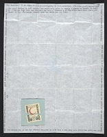 thumbnail image for Joseph Cornell, Flushing, N.Y. letter to Marcel Duchamp, New York, N.Y.