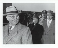 thumbnail image for Photograph of Harry Truman