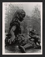 thumbnail image for Detail of Jose de Creeft's sculpture <em>Alice in Wonderland</em> in Central Park