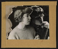 view Collage of Joan Brown and Jay DeFeo digital asset number 1