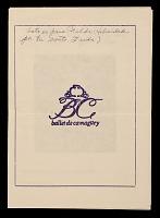 thumbnail image for Program for <em>Ballet de Camaguey</em>