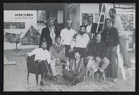 thumbnail image for Postcard for <em>AFRICOBRA: the First Twenty Years</em> at Nexus Contemporary Art Center, Atlanta, GA